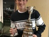 Jono Sparks - Pratt Cup - the Most Improved Player of Year - 2020 Season
