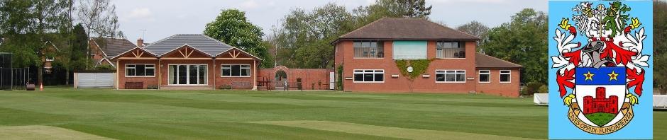 Kenilworth Cricket Club pavilion