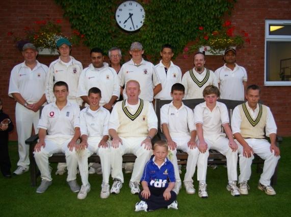 club honours - 3rd xi