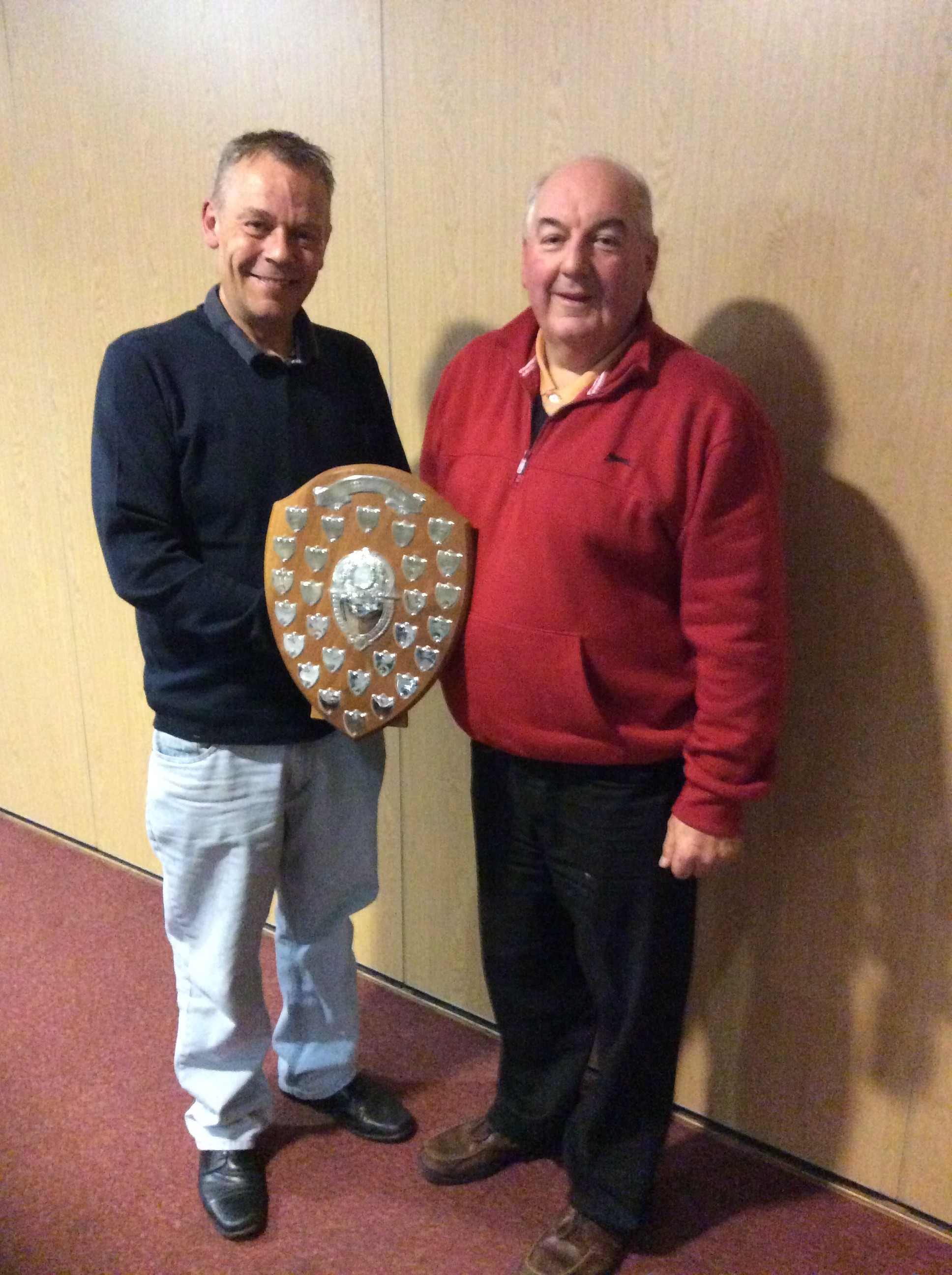 Walter Wightman Clubman of the Year - Andy Smith